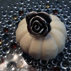 Bold Rose Ring, New!